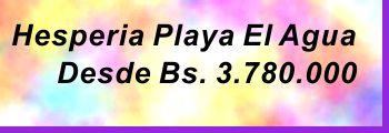 Hotel Hesperia Playa El Agua - Isla de Margarita