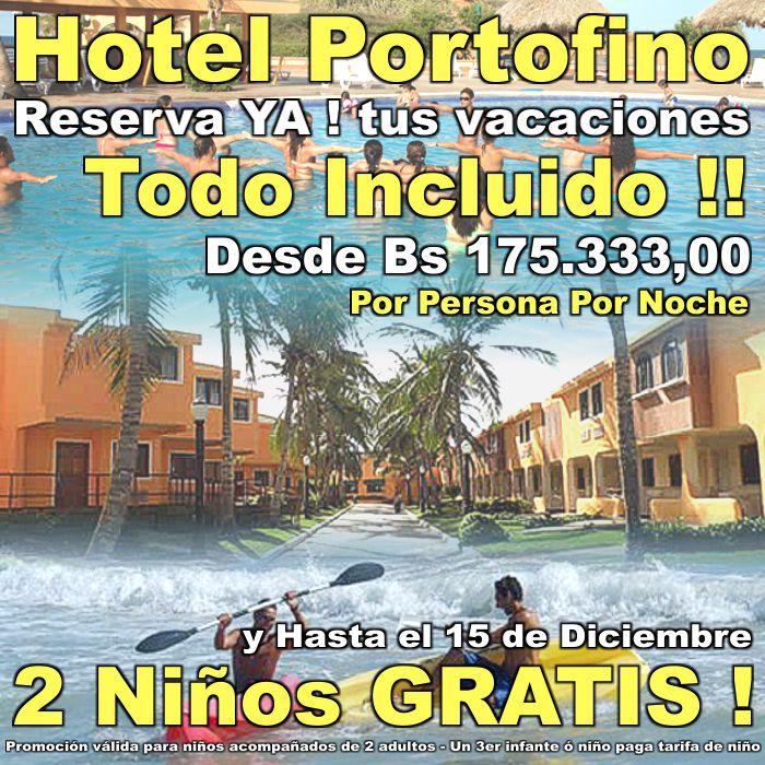 Vacaciones en Portofino - 2 Niños Gratis
